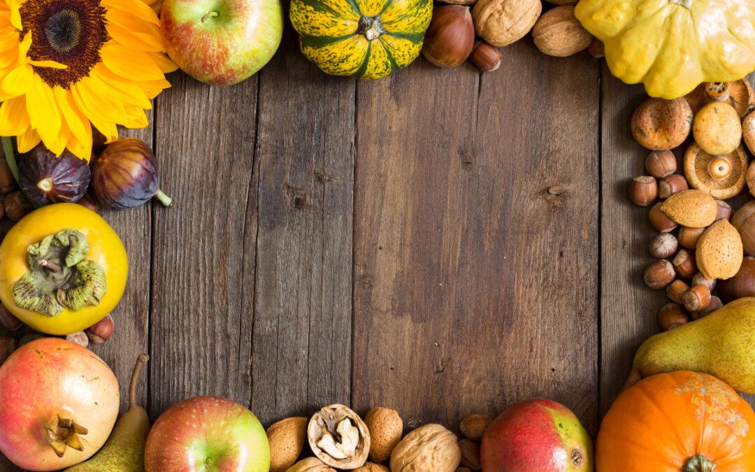 Skup grzybów, owoców i warzyw